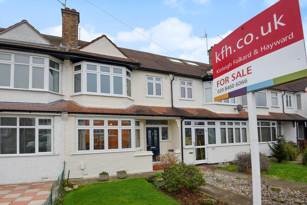 3 Bedrooms Terraced House for sale in Queen Anne Avenue, Bromley, BR2