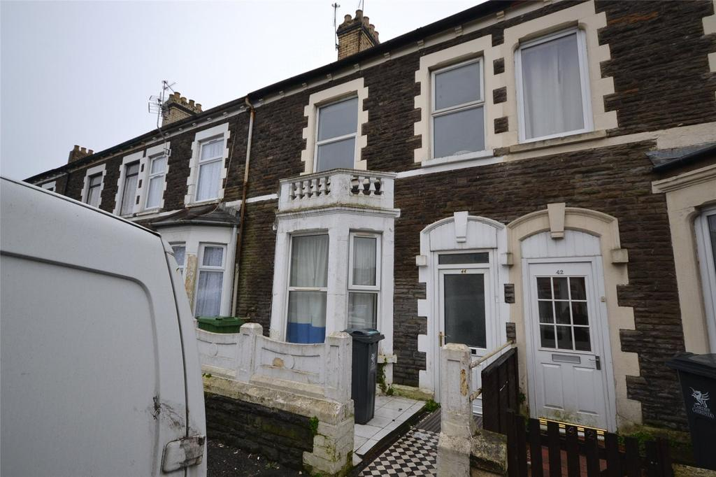 4 Bedrooms Terraced House for sale in Redlaver Street, Grangetown, Cardiff, CF11