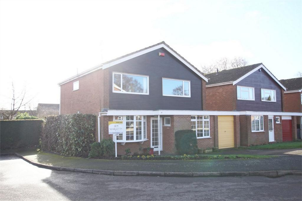 4 Bedrooms Detached House for sale in Sutherland Close, Woodloes Park, Warwick