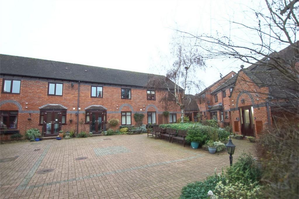 1 Bedroom Retirement Property for sale in Priory Walk, Cross Street, Warwick