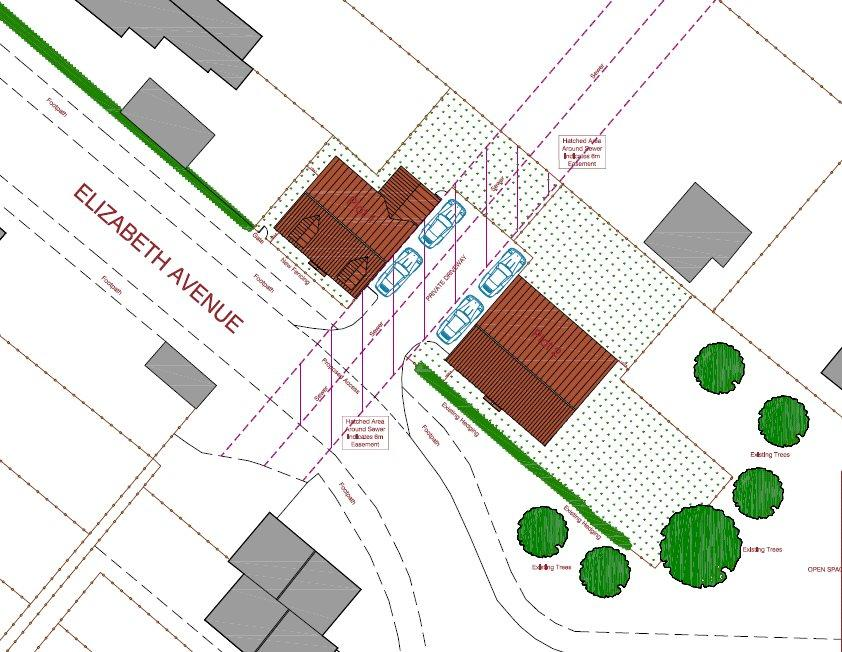 Plot Commercial for sale in Elizabeth Avenue, North Hykeham, LN6