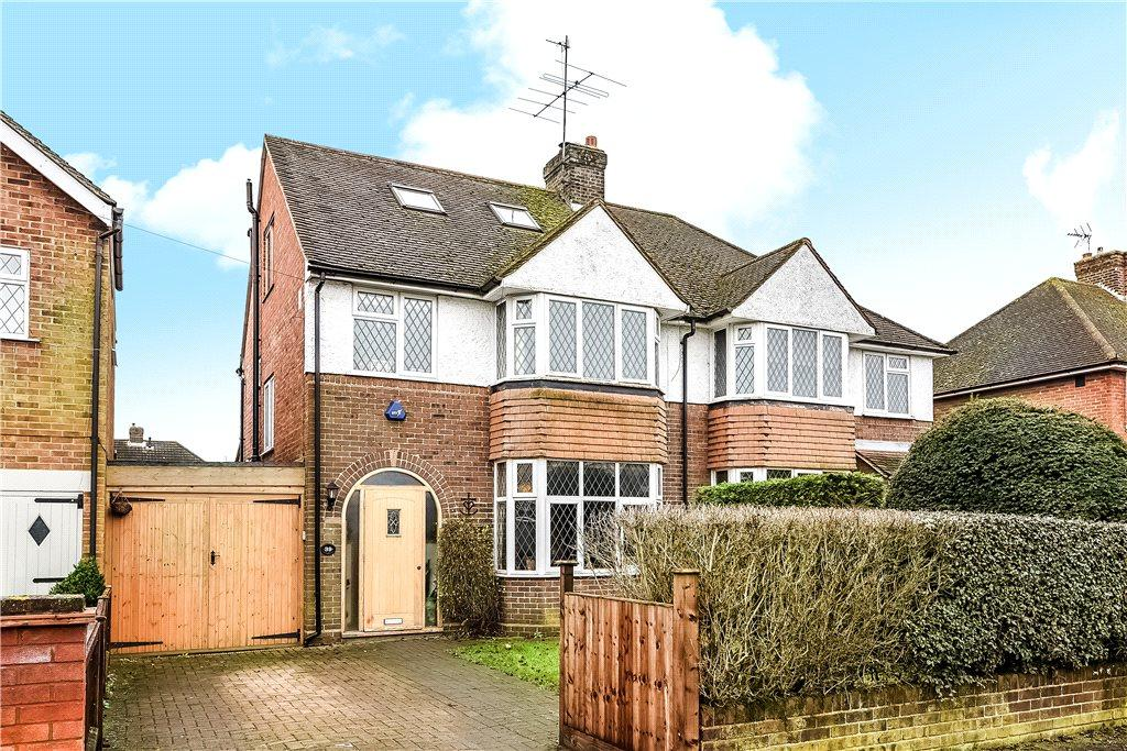4 Bedrooms Unique Property for sale in Wendover Drive, Bedford, Bedfordshire