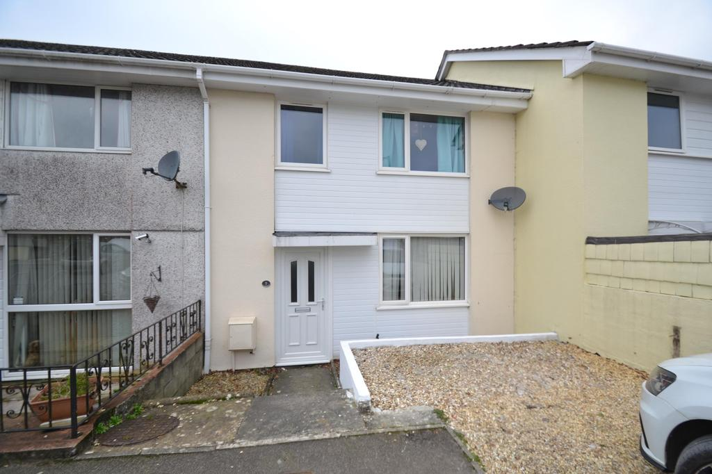 3 Bedrooms Terraced House for sale in Flamank Park, Bodmin