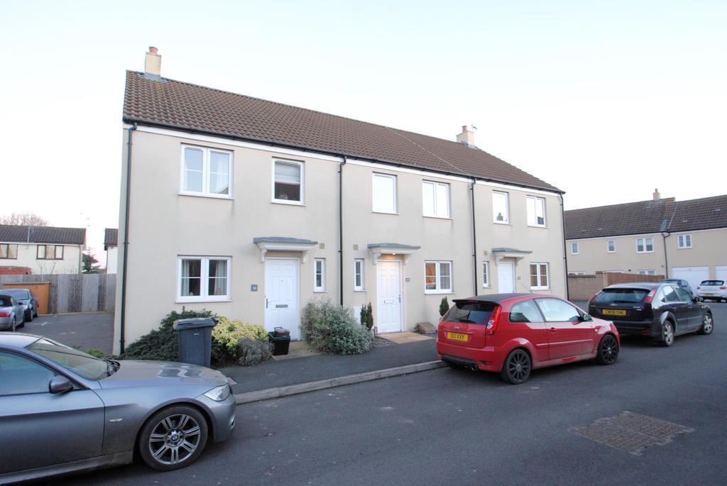 3 Bedrooms Terraced House for sale in Morse Road, Norton Fitzwarren