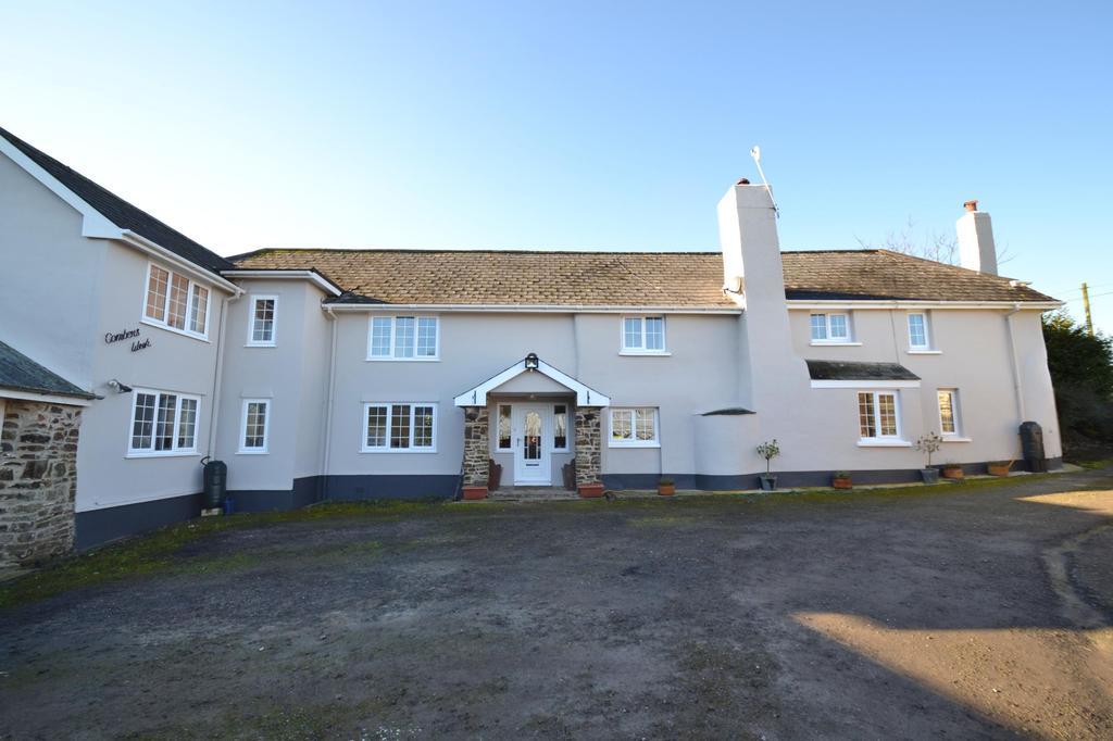 5 Bedrooms Detached House for sale in Harracott, Barnstaple
