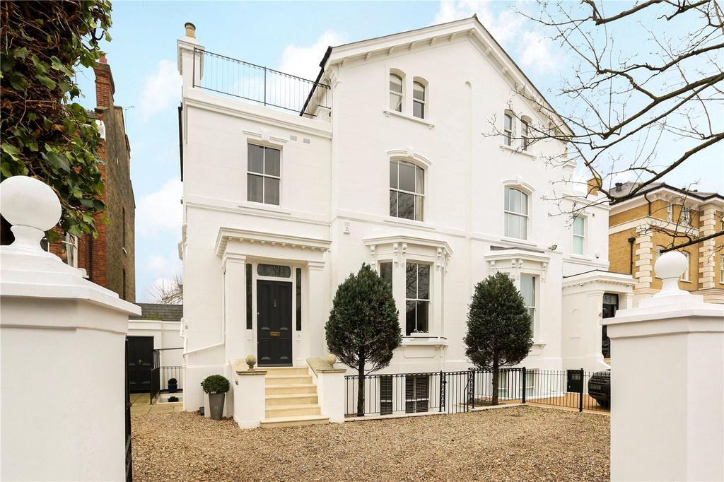 6 Bedrooms Semi Detached House for sale in Upper Richmond Road, Putney, London, SW15