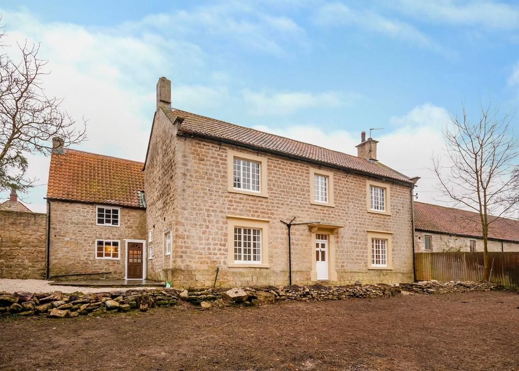 5 Bedrooms Farm House Character Property for sale in Lamb Lane, Firbeck, Worksop