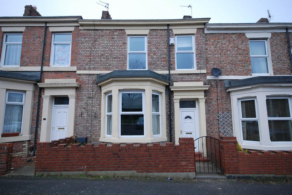3 Bedrooms Terraced House for sale in St Edmunds Road, Gateshead