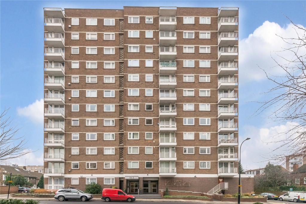 1 Bedroom Flat for sale in Blair Court, Boundary Road, London