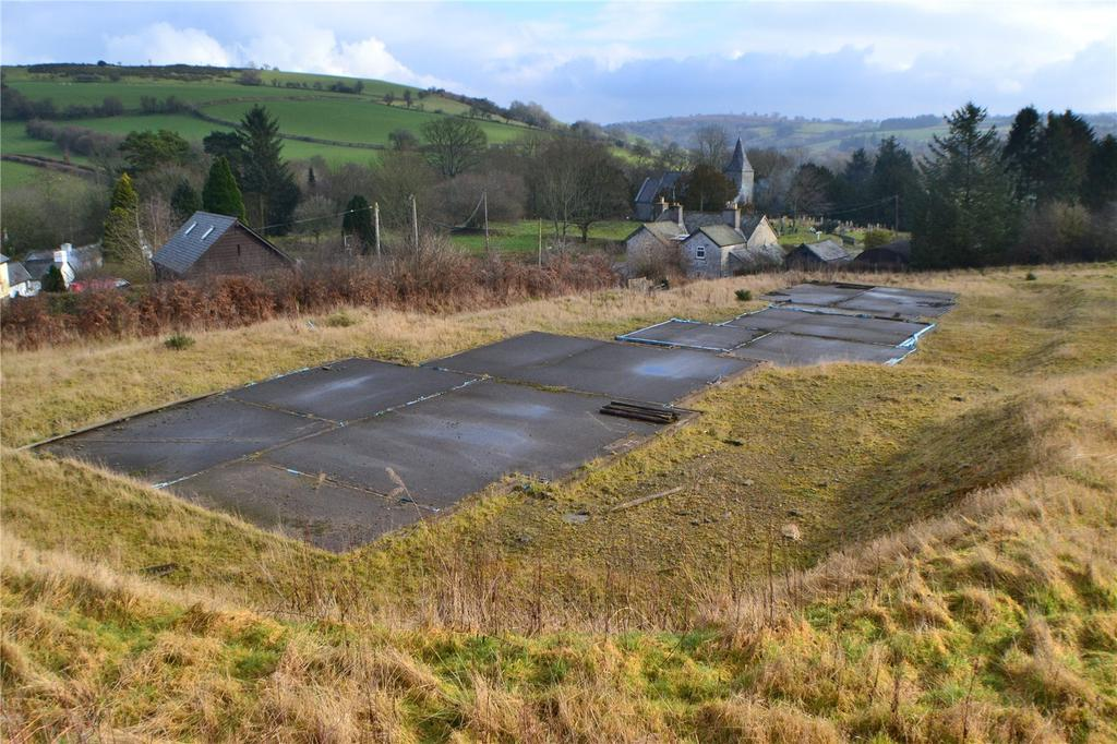 Plot Commercial for sale in Newchurch, Kington, Powys