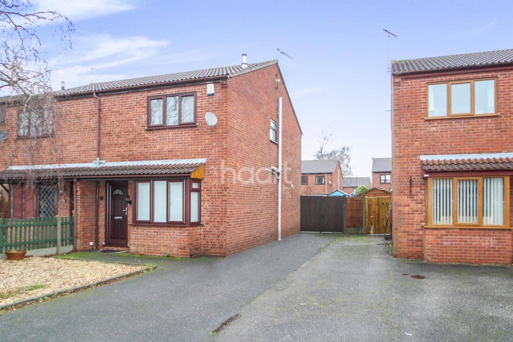 3 Bedrooms Semi Detached House for sale in Dellfield Close, Lincoln