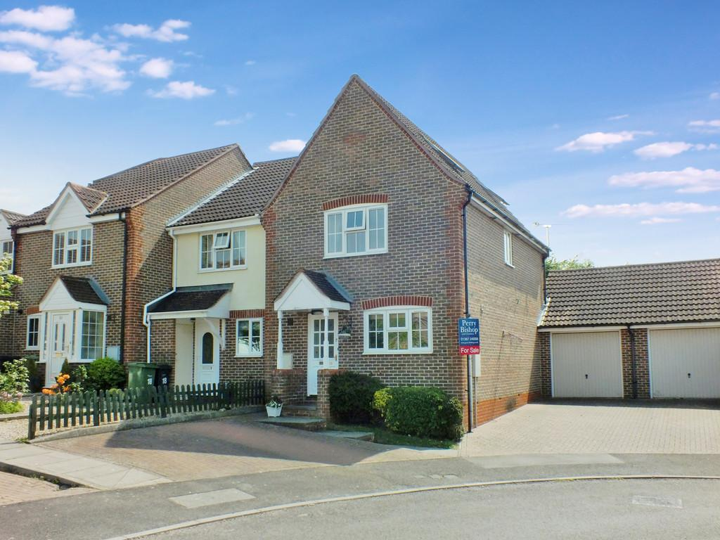 5 Bedrooms Semi Detached House for sale in Faringdon