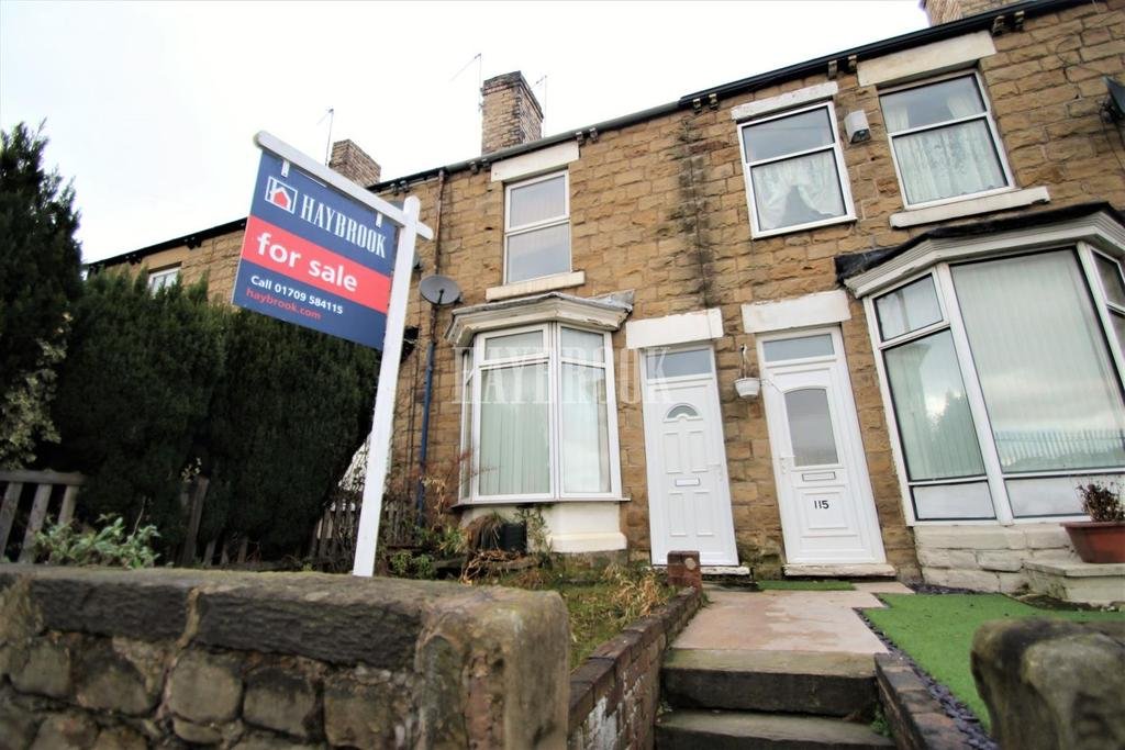 2 Bedrooms Terraced House for sale in Doncaster Road, Wath upon Dearne