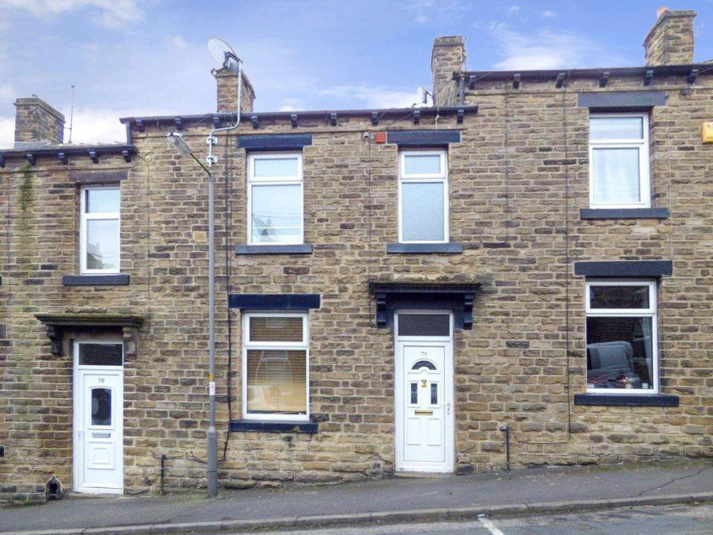2 Bedrooms Terraced House for sale in Castle Street, Skipton, North Yorkshire