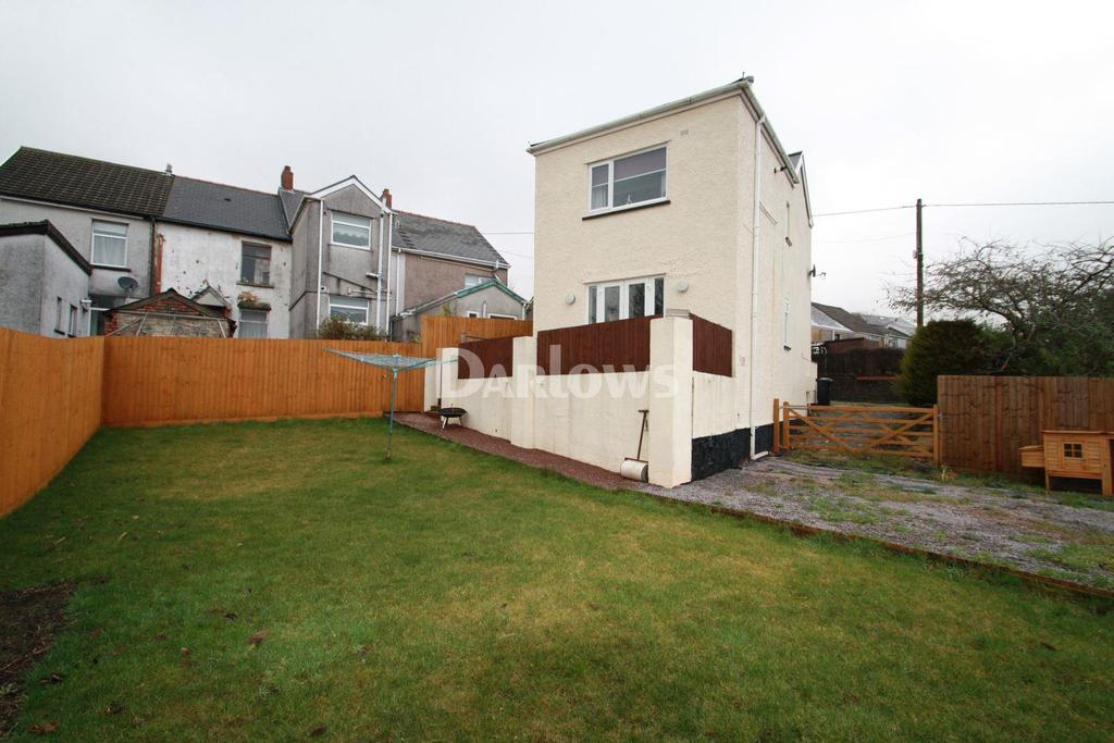 3 Bedrooms Detached House for sale in Radford Terrace, Beaufort, Ebbw Vale, Gwent
