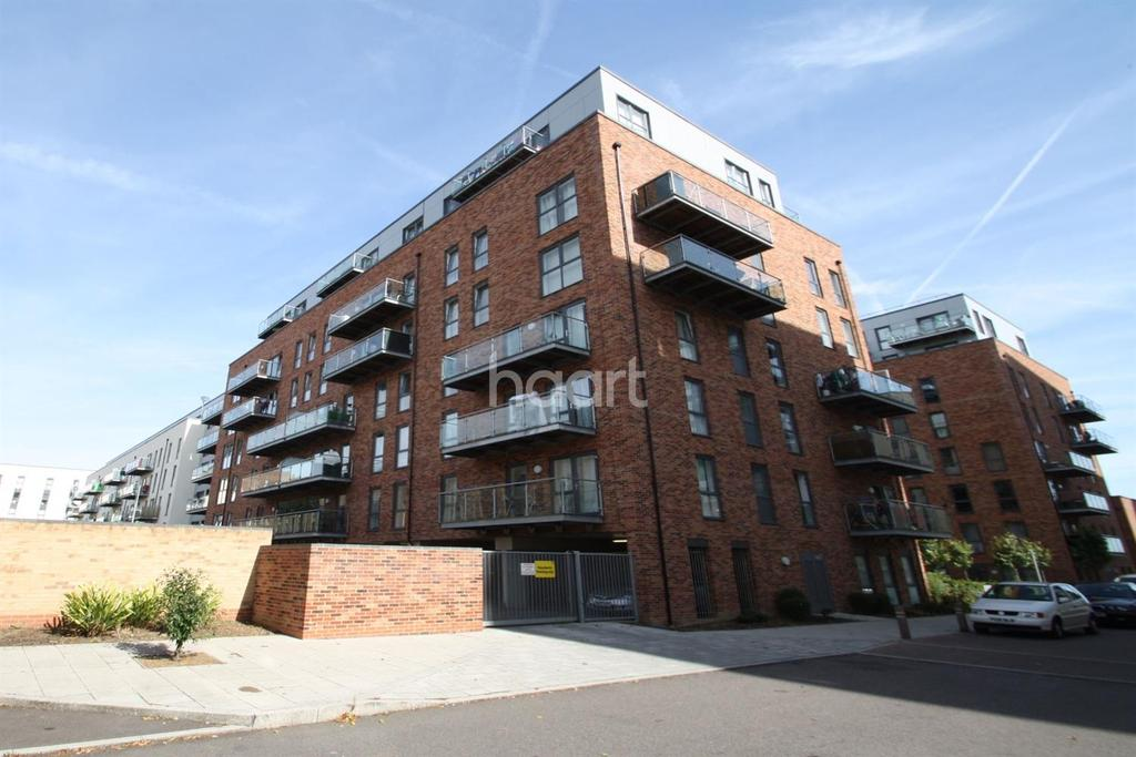 2 Bedrooms Flat for sale in Canterbury House, Honour Gardens