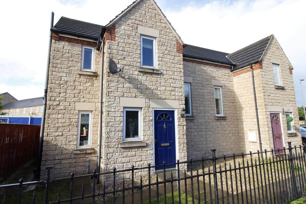 3 Bedrooms Semi Detached House for sale in Hayfield Way, Ackworth
