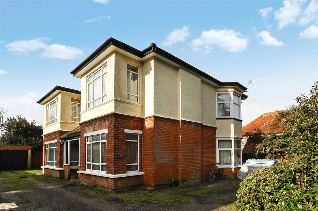 8 Bedrooms House for sale in Belle Vue Crescent, Southbourne, Bournemouth, Dorset, BH6