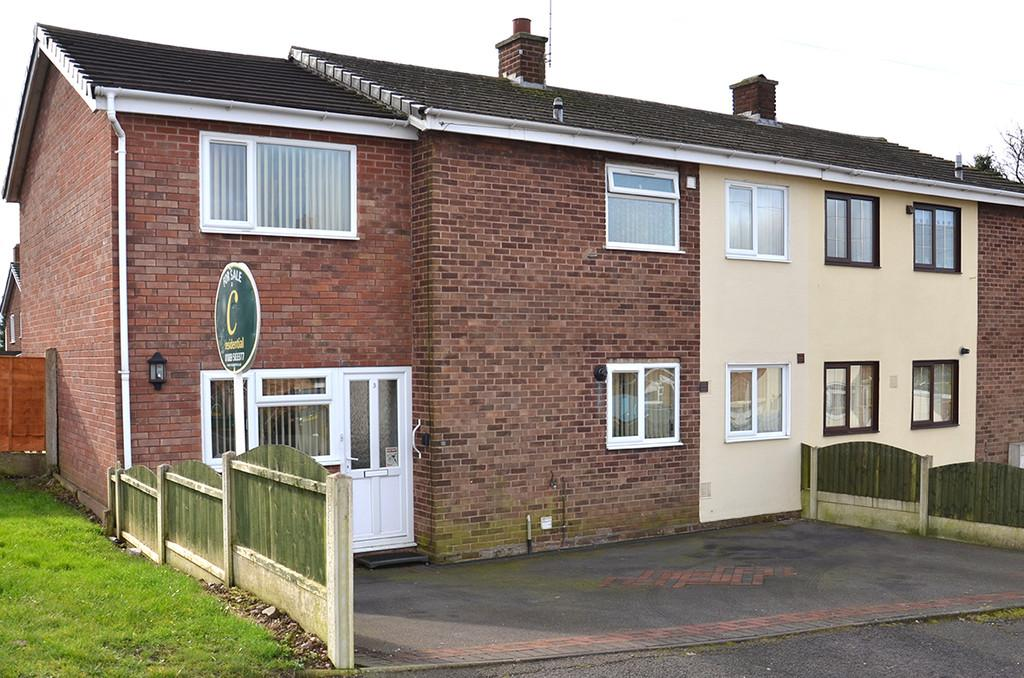 5 Bedrooms Semi Detached House for sale in Hillside Close, Hednesford