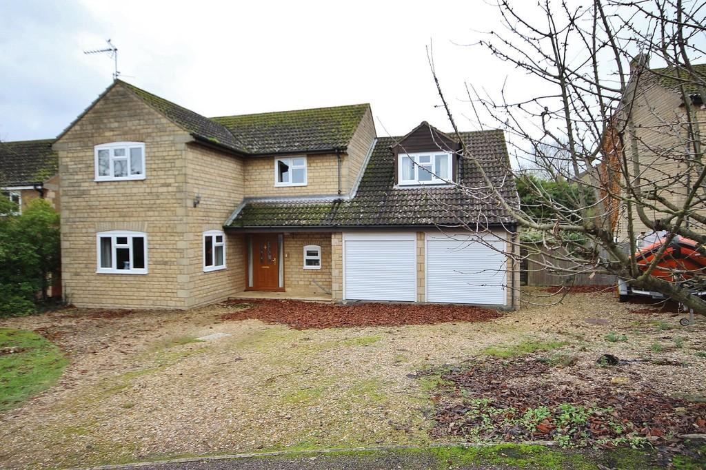 4 Bedrooms Barn Conversion Character Property for sale in Dovecote Close, Barrowden