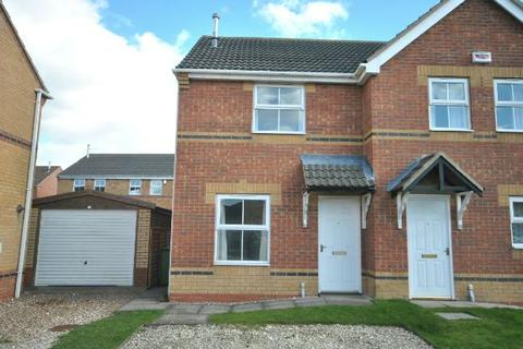 2 bedroom semi-detached house to rent - Walsh Gardens, Scartho Top, GRIMSBY