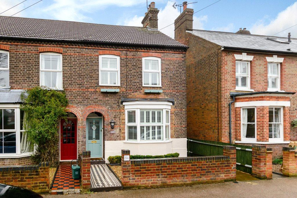 3 Bedrooms House for sale in Cowper Road, Harpenden, Hertfordshire