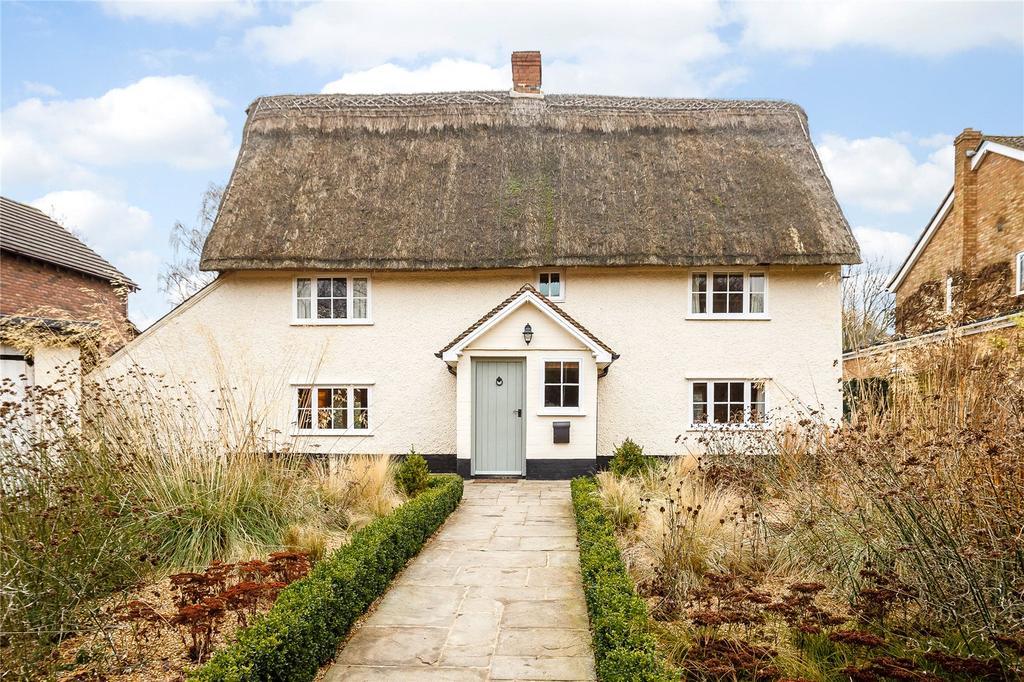 3 Bedrooms Detached House for sale in High Street, Guilden Morden, Royston, Hertfordshire