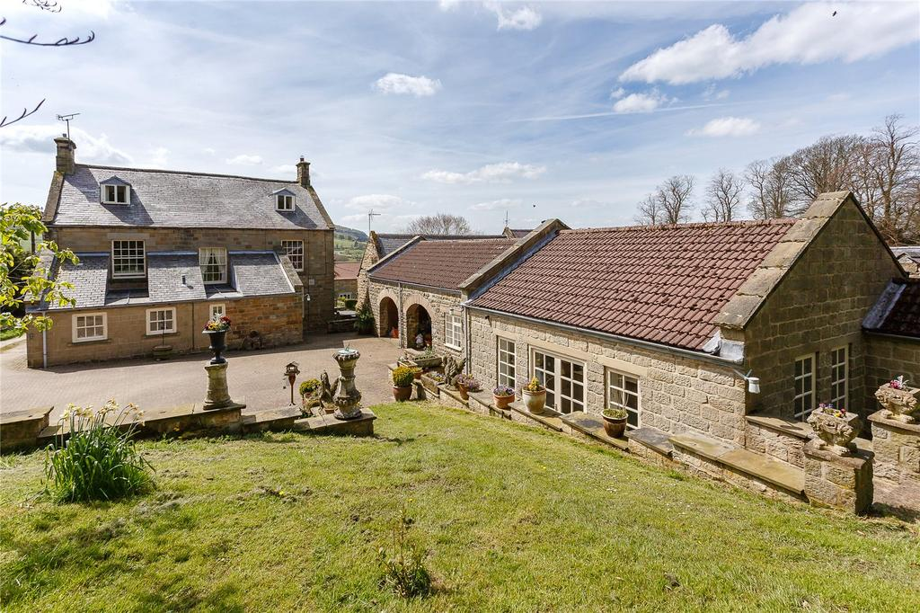 6 Bedrooms Detached House for sale in Cowesby, Thirsk, North Yorkshire