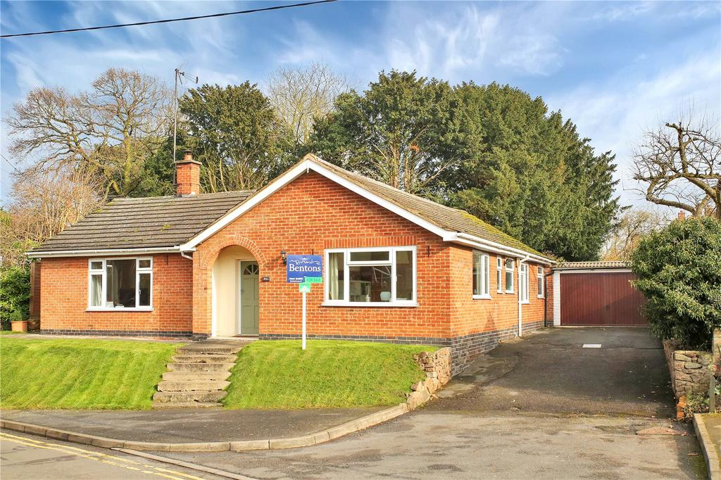 3 Bedrooms Detached Bungalow for sale in Seymour Road, Burton On The Wolds, Loughborough