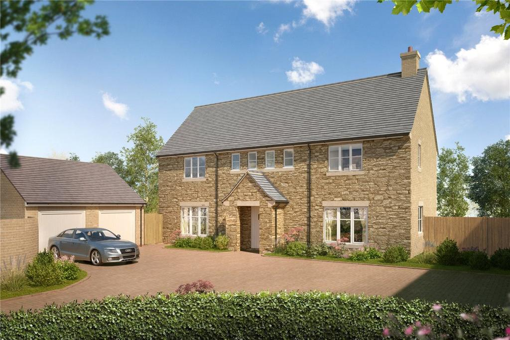 5 Bedrooms Detached House for sale in Alchester Park Phase 2, Green Lane, Bicester, Oxfordshire, OX26