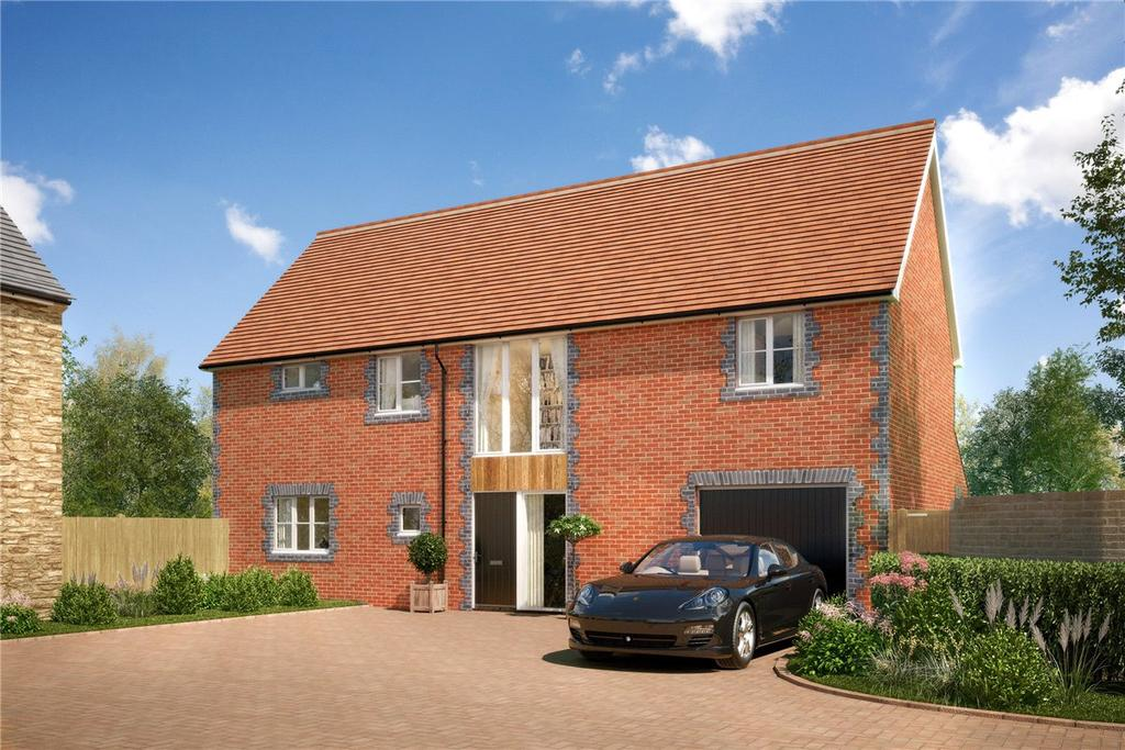 4 Bedrooms Detached House for sale in Alchester Park Phase 2, Green Lane, Bicester, Oxfordshire, OX26