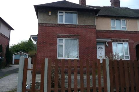 2 bedroom end of terrace house to rent - Papermill Road, Sheffield