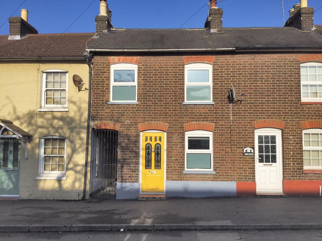 2 Bedrooms Terraced House for sale in Front Street, Slip End, LU1 4BP