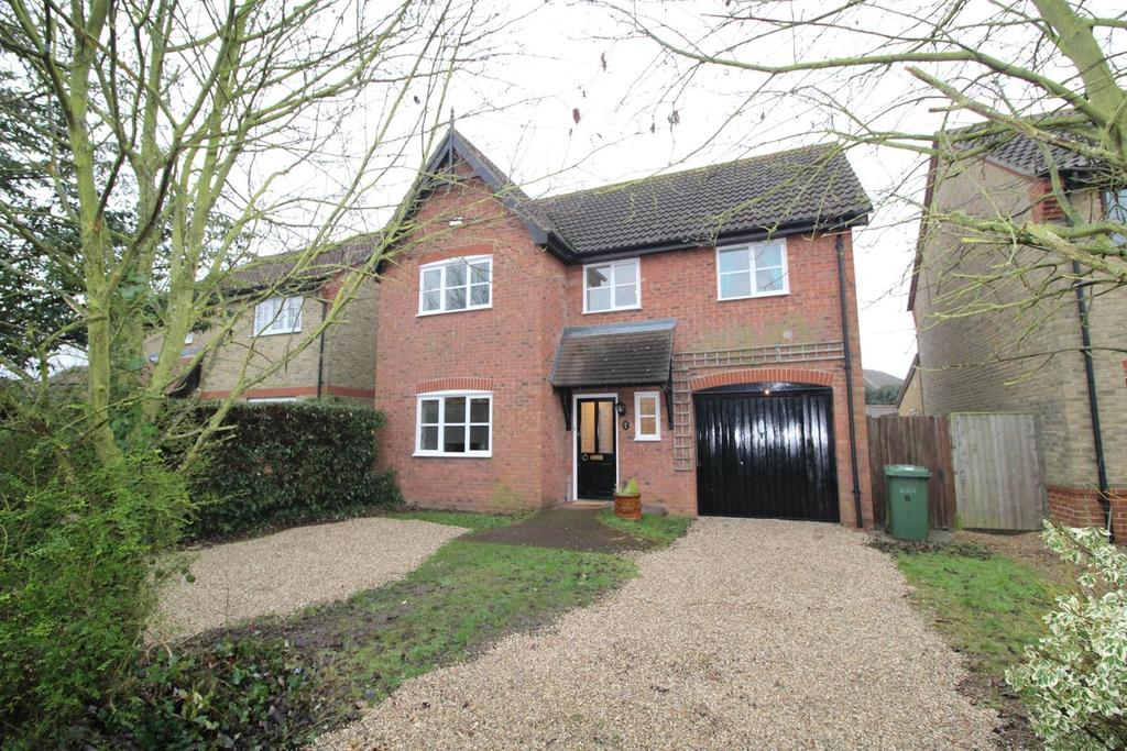 4 Bedrooms Detached House for sale in Sycamore Way, Brandon Groves, Essex, RM15