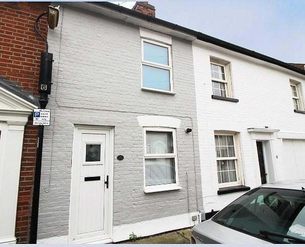 2 Bedrooms Terraced House for sale in South Street, Colchester, Essex, CO2