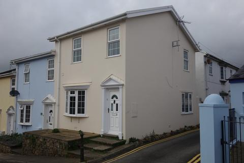 3 bedroom end of terrace house to rent - 4 Queens Square, Haverfordwest. SA61 2EB
