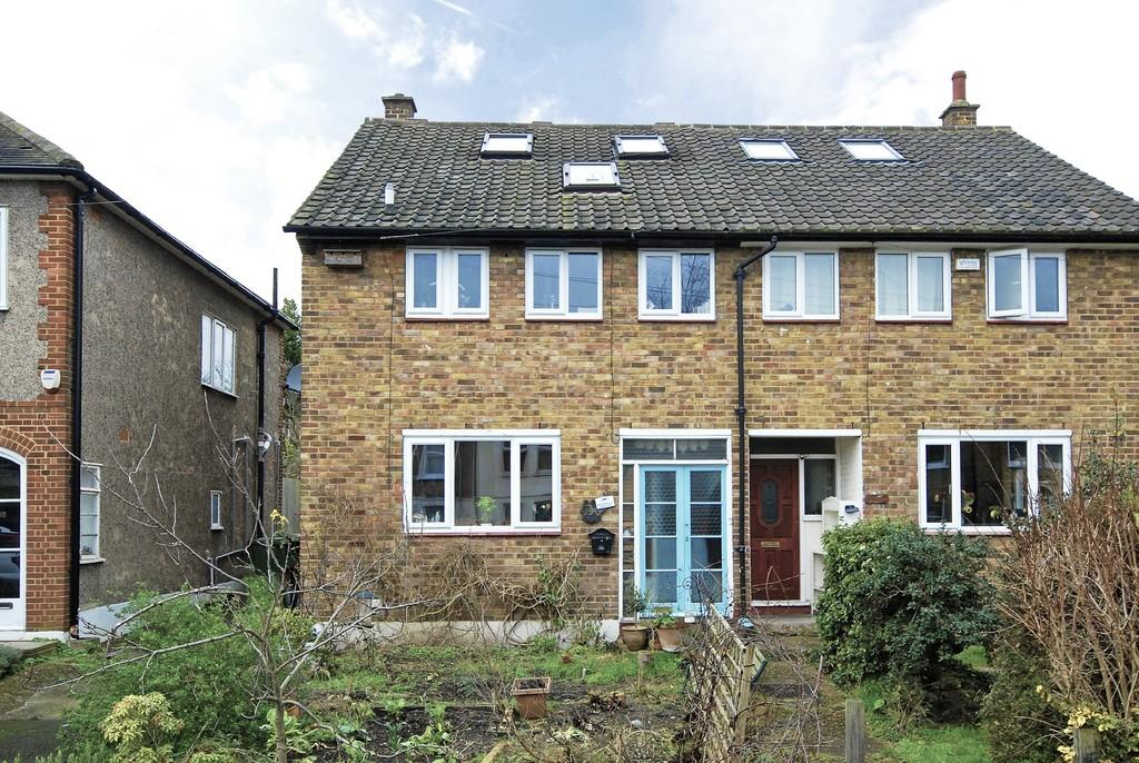 4 Bedrooms Semi Detached House for sale in Grierson Road, SE23