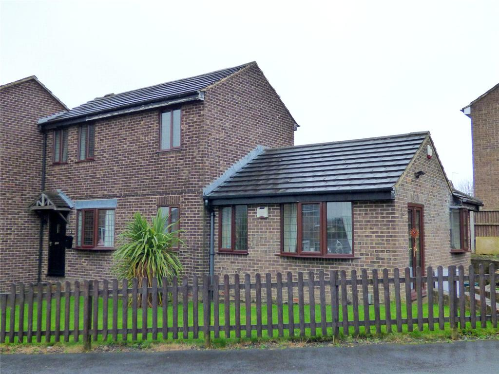 2 Bedrooms Semi Detached House for sale in Darley Road, Liversedge, WF15