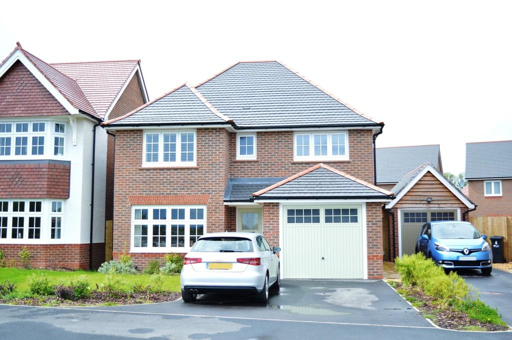 4 Bedrooms Detached House for sale in Rustic Close, Buckley,