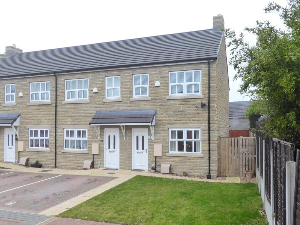 3 Bedrooms Town House for sale in Palmerston Close, Stanningley