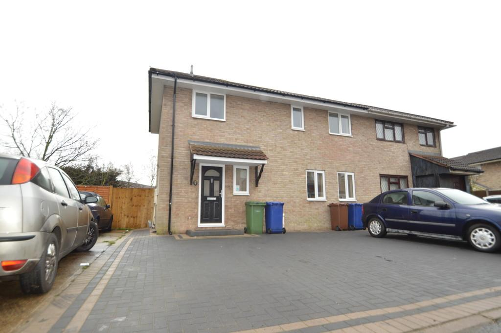 3 Bedrooms Semi Detached House for sale in May Court, Thurrock Park
