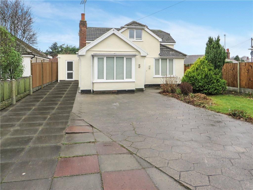 3 Bedrooms Detached Bungalow for sale in Willow Court, Thornton-Cleveleys, Lancashire