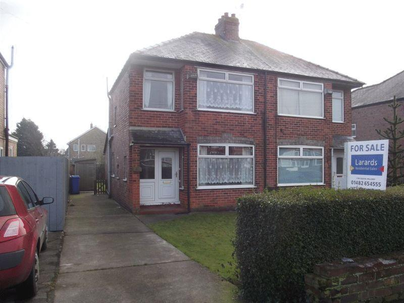 3 Bedrooms Semi Detached House for sale in Boothferry Road, Hessle