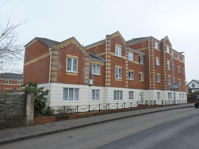 1 Bedroom Retirement Property for sale in Pennsylvania Road, Exeter