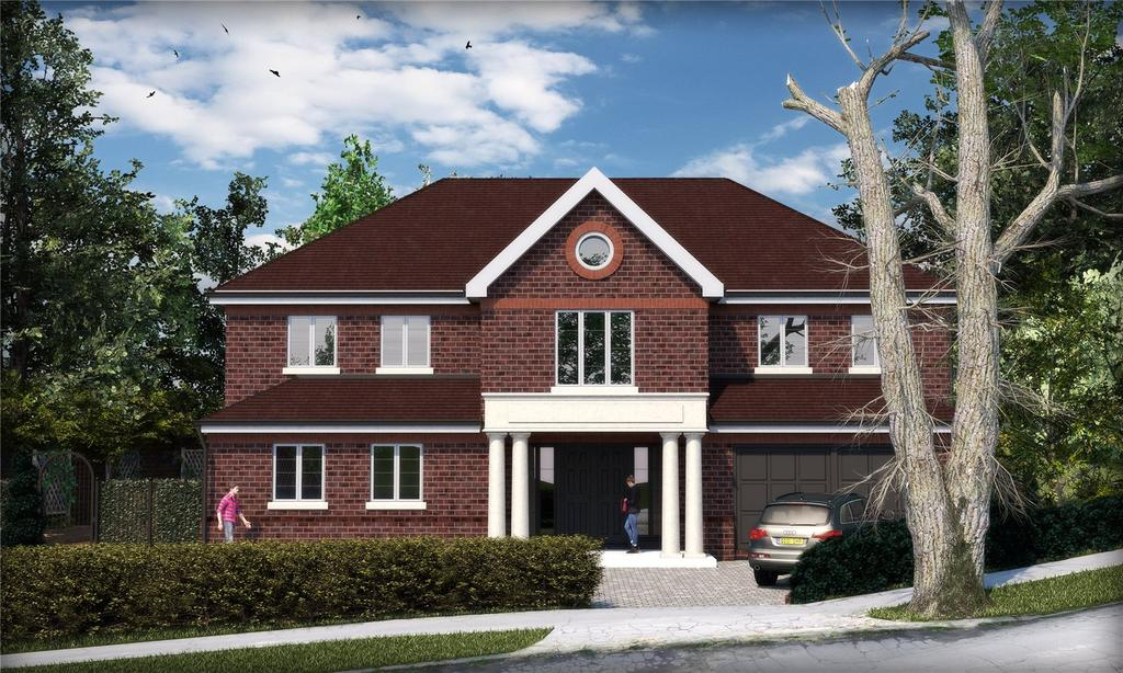 5 Bedrooms Detached House for sale in The Climb, Rickmansworth, Hertfordshire, WD3