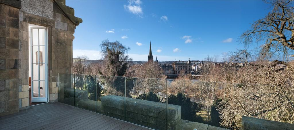 2 Bedrooms Unique Property for sale in Apartment 5 Knowehead House, Dundee Road, Perth, PH2