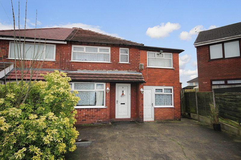 3 Bedrooms Semi Detached House for sale in Annable Road, Manchester M18 8QR