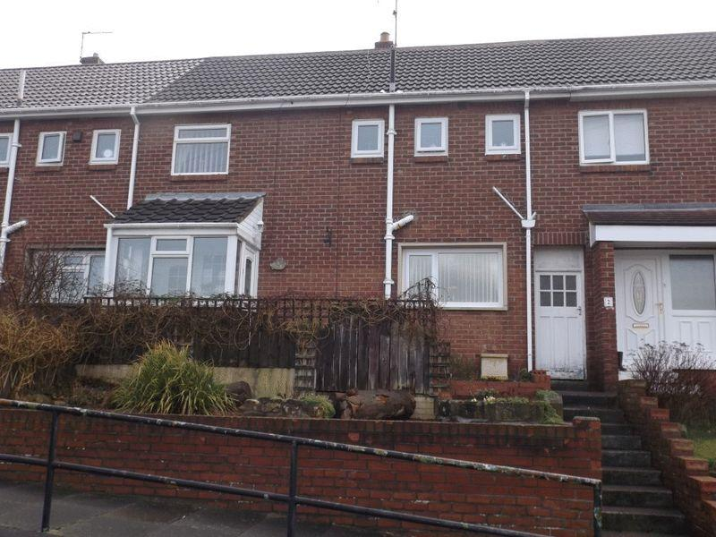 3 Bedrooms Terraced House for sale in Parkway, Choppington