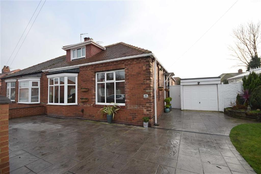 4 Bedrooms Semi Detached Bungalow for sale in Southfield Road, South Shields