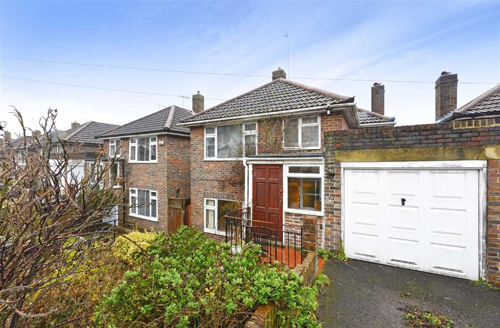 3 Bedrooms Detached House for sale in Hangleton Road, Hove